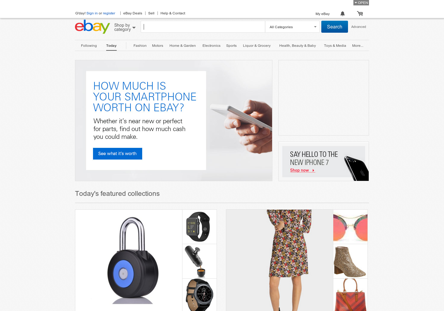 Ebay - 20% off technology at selected retailers from Tuesday 10am ...