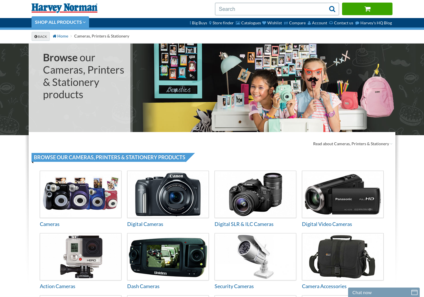 Harvey Norman Camera Sale - Canon 1200D $334 , Sony A5000 Mirrorless Camera with 16-50mm Lens