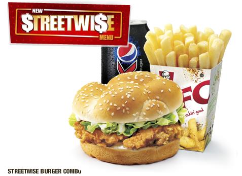 Kfc burger coupons
