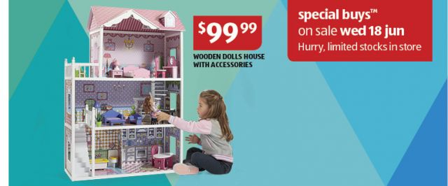 Aldi Toy Sale Catalogue Specials From Wednesday 18 June