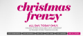 David Jones CHRISTMAS FRENZY - 1 DAY only (Extended Hours)