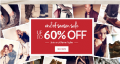 Up to 60% off End Season Sale @ Rockport!