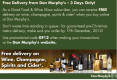 Free Shipping on All Orders for 3 Days @ Dan Murphys