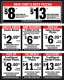 Dominos Pizza Vouchers - Valid until 08/07/13