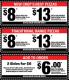 Voucher Coupons Valid until 21/7/2013 @ Dominos Pizza