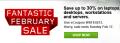 Lenovo Fantastic February Sale - up to 30% off - Ends Feb 19