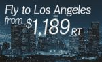 Fiji Airways Sale - up to 30% off the lowest regular fare & Sydney to Los Angeles $1,189 return