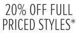 The Iconic - 20% off Full Price Items when paying with PayPal (code)! Minimum spend $99