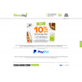 10% off at Menulog, New Customers, App Orders, PayPal Payments