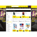JB HiFi -  20% Off Blu-Ray & DVDs