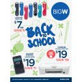 BigW Back to school Deals :Canon MG2560 Printer $19 save $39, Sharp Scientific Calculator $19(save $11)+ more