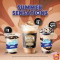 Hungry Jack's - $2 Oreo Storm & $2.50 Deluxe Thickshake with Oreo