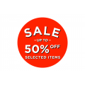 Sale Up to 50% OFF Selected Items @ Herringbone