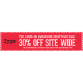 Avoid an awkward Christmas Sale -30% off Sitewide at Cotton On