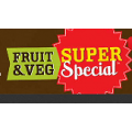 Coles Fruit & Veg Super Specials until 12/9/2013