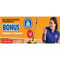 Bonus Kenwood Steam Mop with eligible vacuum cleaner @ The Good Guys!