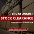 End Of August Stock Clearance Sale @ TopBuy: Up To 94% Off!