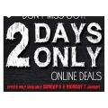 Dominos 2 Day Deals - Pizzas from $5.95
