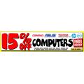 15% off Computers @ JB HiFi