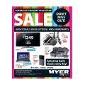 Myer 2012 Boxing Day Sale - Australia's Biggest Stocktake Sale