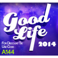 A144 — Good Life Festival Discount Code - GoodLife Promo Special Offer