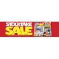 Stocktake Sale Catalogue @ Spotlight