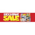Stocktake Sale Catalogue @ Spotlight