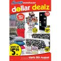 Sam's Warehouse Catalogue: Dollar Dealz 0808