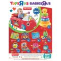 Toys R Us Flyer: Low Prices on Fisher-Price Products - Starts 13 Nov 2013