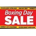 Super Amart - Boxing Day Sale: Minimum 40% Off Storewide (Starts In-Store 9 A.M, Mon 26th Dec)