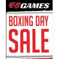 EB Games - Boxing Day Sale 2016 e.g. Xbox One S 500GB + 4 Games & 1 UHD Blue-ray Movie $399 / Guitar Hero Live Xbox 360 $28 (Was $148)