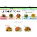 Thr1ve - $30 Off Healthy & Fresh Delivered Meals + Free Postage (code)
