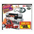 Enjoy 25% Discount on Repco 150psi 12V Twin Cylinder Air Compressor - $149.00 + FREE Digital Tyre Gauge