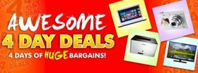 Awesome 4 Day Deals at Bing Lee