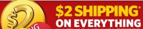 Dealsdirect $2 Shipping Site-Wide + Extra $5 OFF Order Over $20