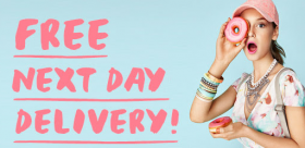 Free Shipping Sitewide for 1 Day @ Dotti.com.au